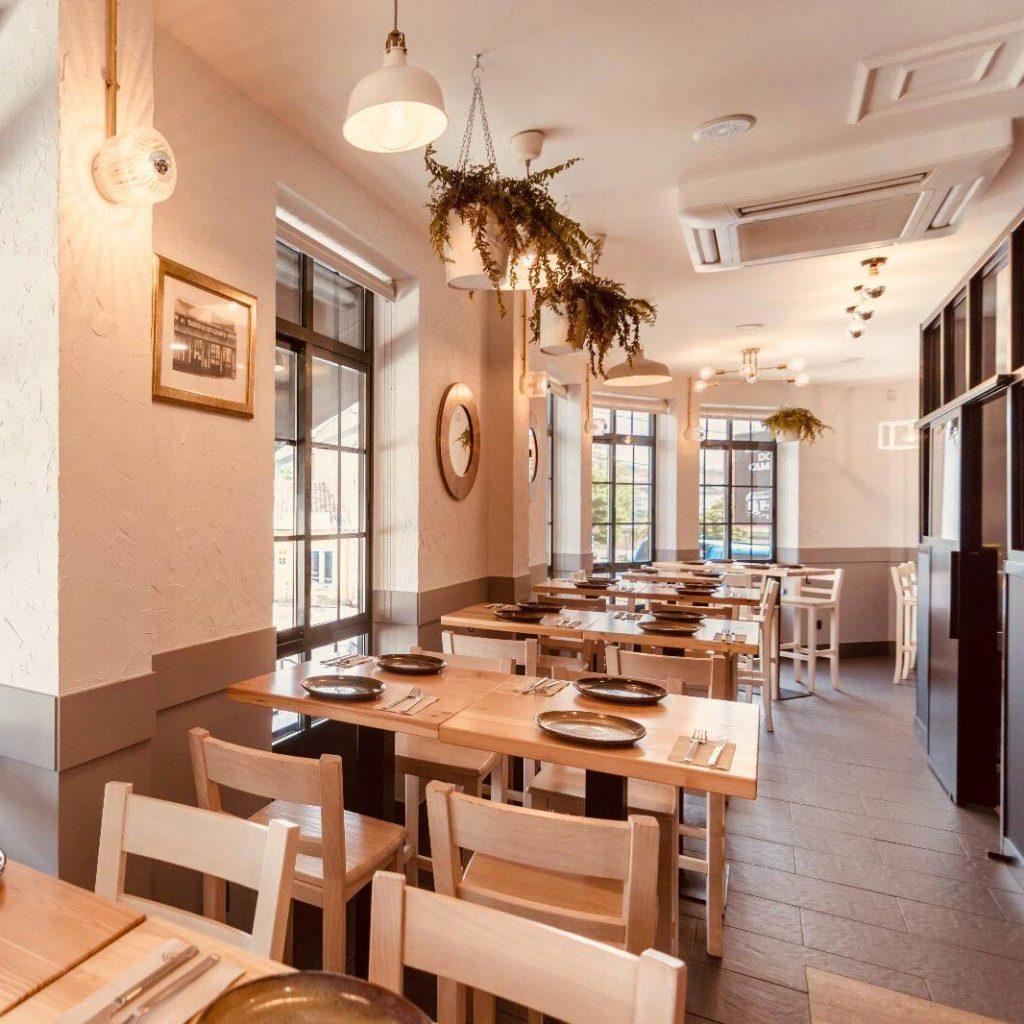 Restaurante Taberan do Campo O Burgo Coruña